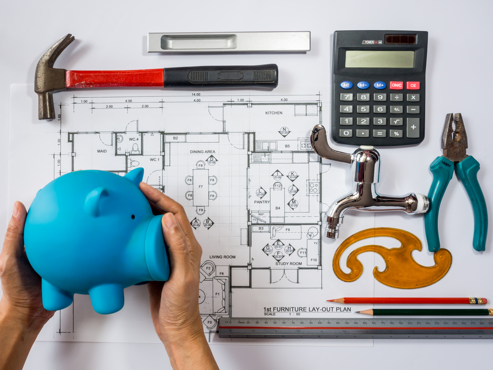Where Start When Entire Home Needs Renovating budget