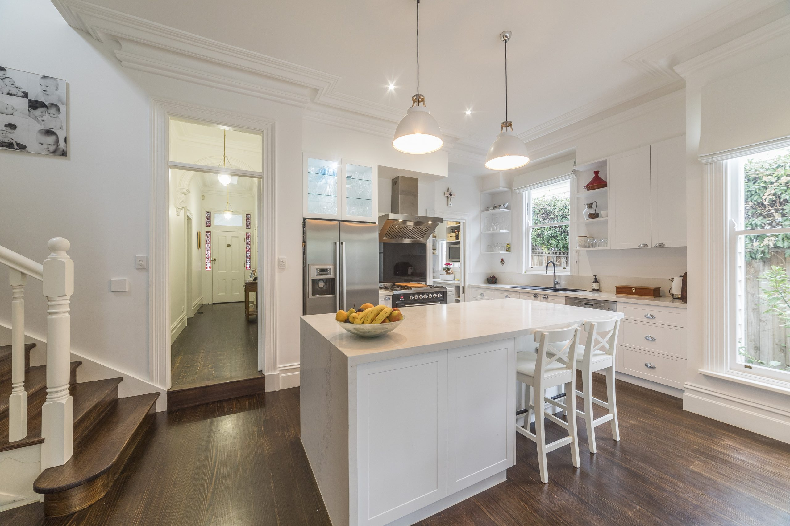 Are Modern Extensions Suitable For Period Style Homes kitchen