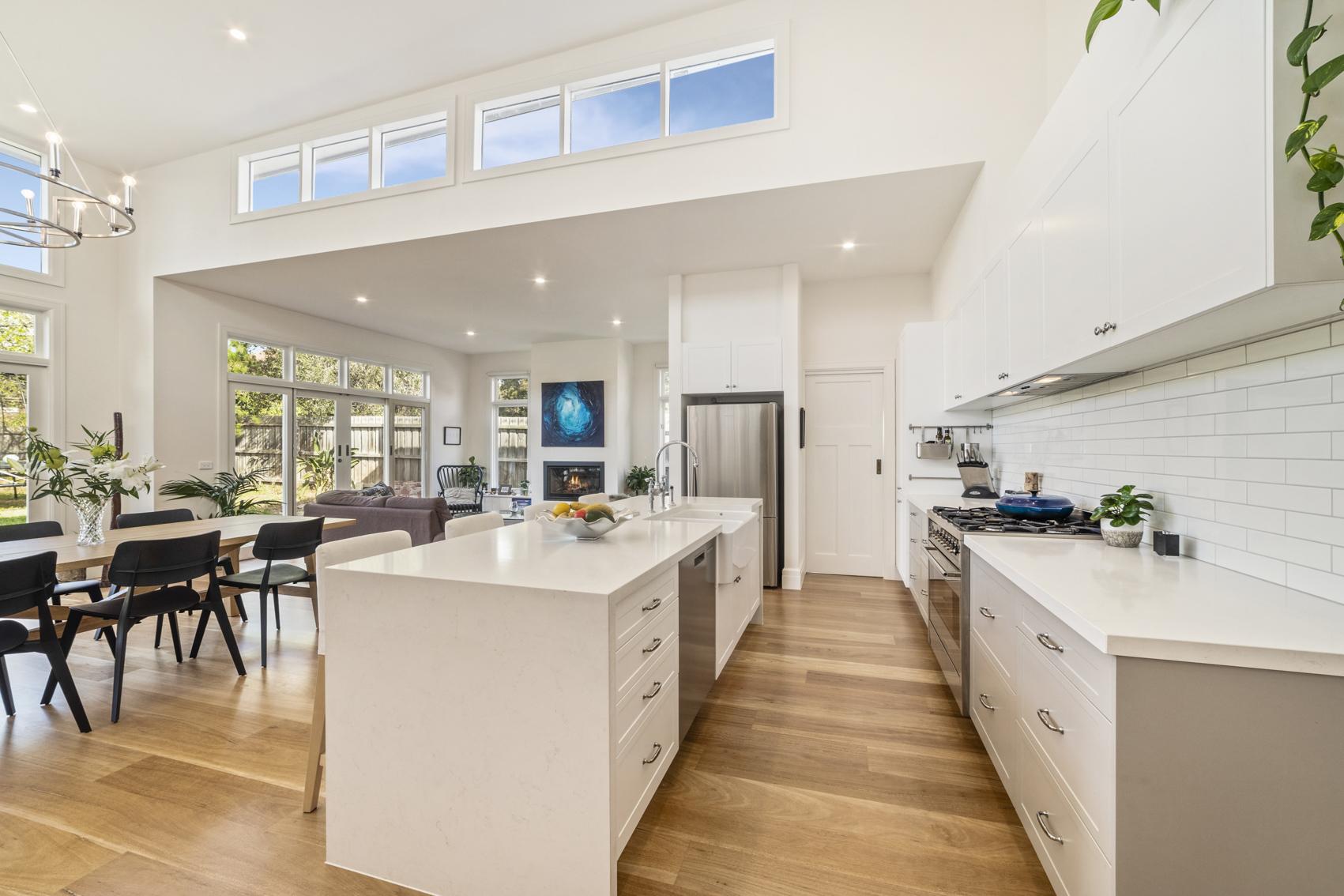 Best Home Renovation Ideas Resale Melbourne open plan